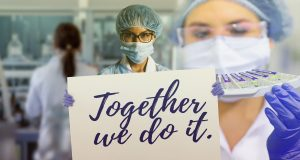 Coronavirus: Together we can do it!
