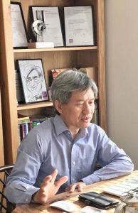 Prof Yulong Ding
