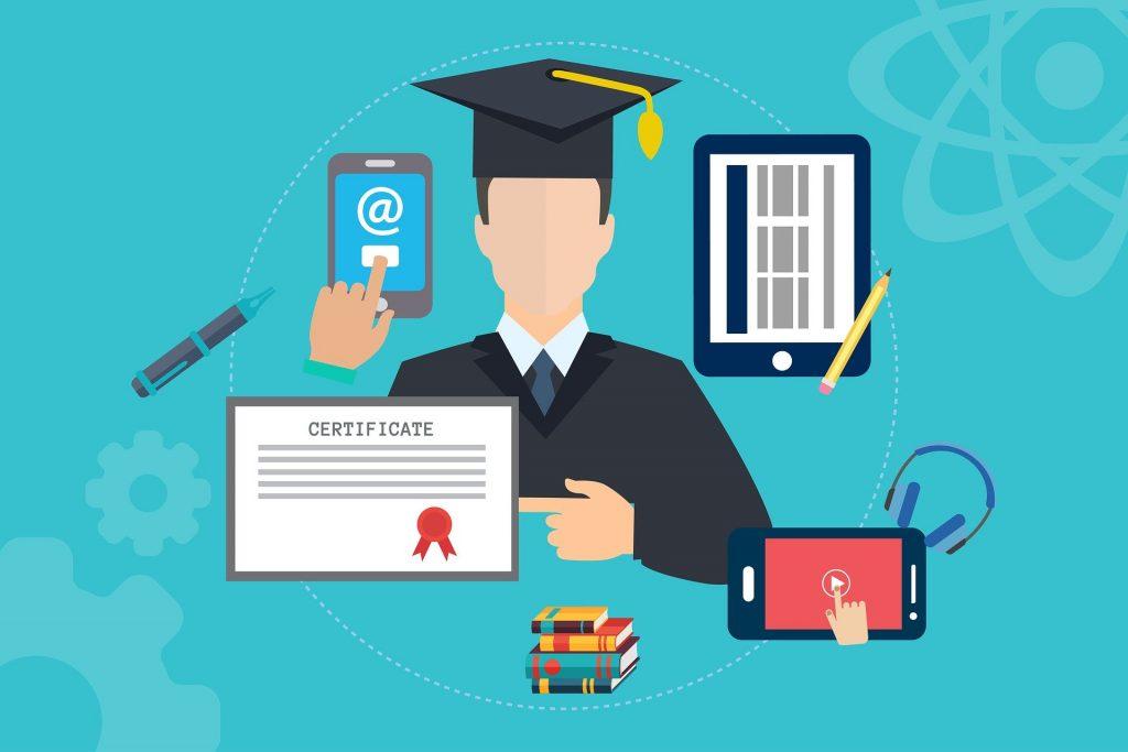 Online learning programme