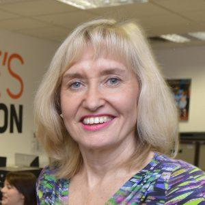 Prof Jenny Higham